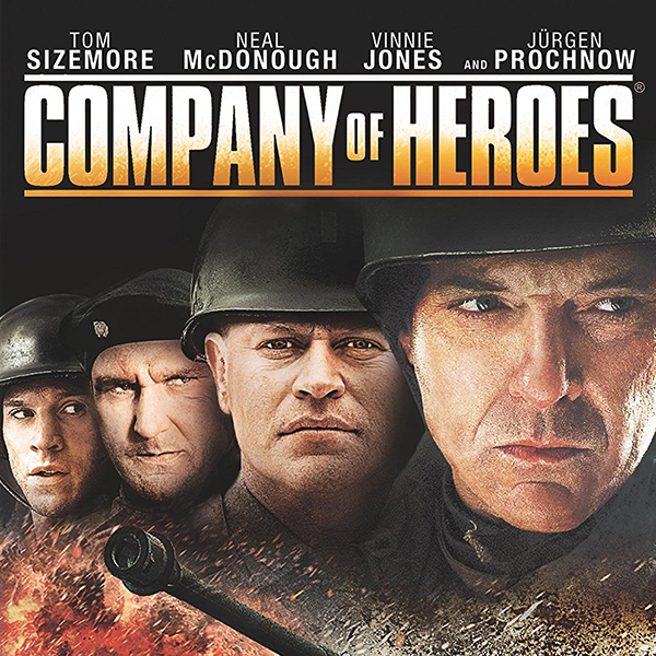 Cover - Company of heroes