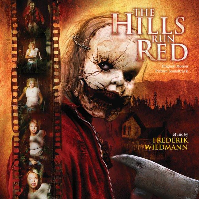 Cover - The hills run red