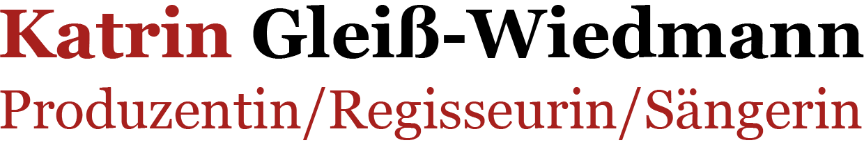 Logo Katrin Gleiß-Wiedmann