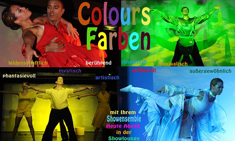 Colours Showlogo