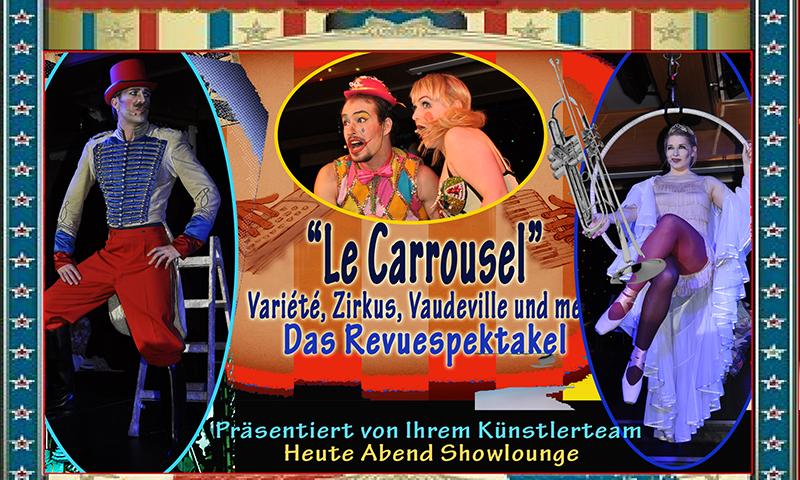 Le Carrousel Showlogo